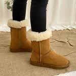 Classic Tall Boots - 양가죽 스웨이드