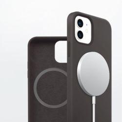 아이폰12 PRO MAX MINI 맥세이프 컬러 실리콘 케이스
