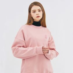SMALL MONO SWEATSHIRT-PINK