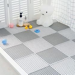 인블룸 욕실 미끄럼방지 안전 발매트 1P