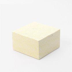 노랑 잔잔 박스(M 3개)