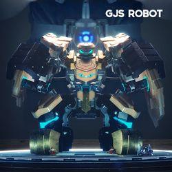 휴머노이드 모션싱크 로봇 갠커엑스쉴드 프라모델 G00501
