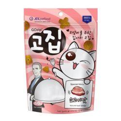고양이간식 고집 소고기맛 60g 1팩