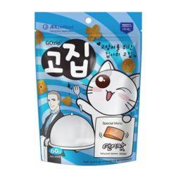 고양이간식 고집 연어맛 60g 1팩