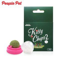 피플펫 키티춥스2 캣닢볼 (고양이간식)