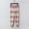 Very Soft Home Stripe Knit Pants - 극세사