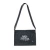 HAWAII RHYTHM MUSETTE BAG (MIDNIGHT GRAY)