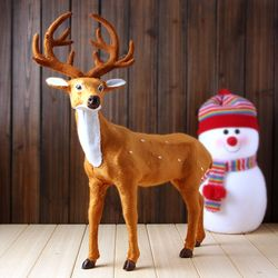 크리스마스 루돌프 사슴 장식 50cm