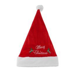 크리스마스 메리 산타모자 성인용
