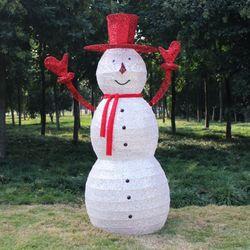 크리스마스 150cm 대형 눈사람 장식