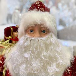 크리스마스 산타 수염 산타의상 산타분장