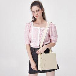 D.LAB Marie bag - 4color [토트백 in 카드지갑]