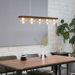 LED 버틀러 5등 펜던트조명 16W