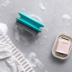 봉봉 손잡이 화장실 욕실 바닥 다용도 청소솔 브러쉬