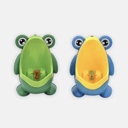 개구리소변통