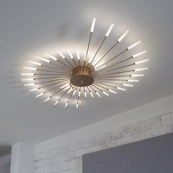 LED 피콕 42등 거실등 60W