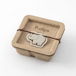 P-clips - Elephant