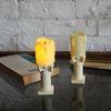 로마 양초 캔들 촛대 세트 / LED 조명 건전지초