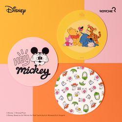 로이체 디즈니 캐릭터 PVC 마우스패드