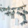 크리스마스 아이스 파인 가란드