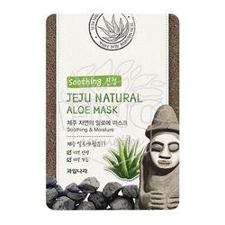 과일나라 제주자연의 알로에 마스크 1매