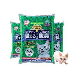 아이리스 프레쉬 벤토나이트 고양이 모래 10L HWF-100