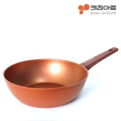키친아트 쏘렐 인덕션 와인 궁중팬 28cm