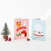 그레이스벨 크리스마스 카드 (2종)