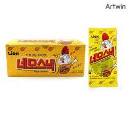 300 네모스낵 프라이드 치킨맛 15g BOX(30)