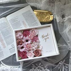 반전용돈박스 pink +opp30매