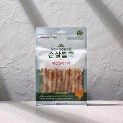 순살듬뿍 치킨말이스틱 30P (300g)