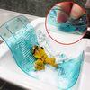 빨래한판 플라스틱 미니 흡착 애벌 빨래판 손빨래 도구