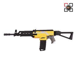 퀵샷 배틀 AK 오토 다트건 안전한 어린이총