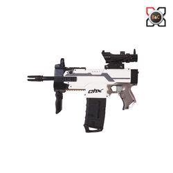 퀵샷 스나이퍼 MP7 자동 다트건 안전한 어린이총