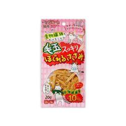 고양이간식 펫츠루트 촉촉한 치킨 사사미 1팩 20g