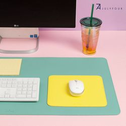 MOUSE PAD YELLOW