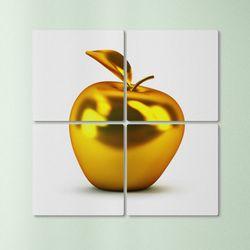 pb568-멀티액자빛나는황금사과