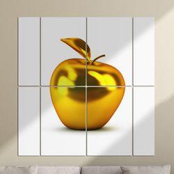 pb588-멀티액자빛나는황금사과