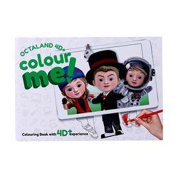 옥타곤4D카드 색칠공부시리즈