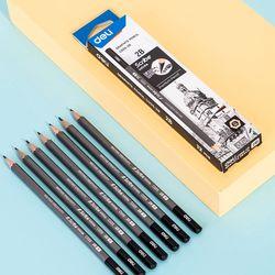DELI 델리 스크라이브 인피니트 펜슬 연필 12자루