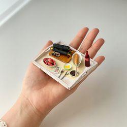 미니어처 음식 분식 세트 만들기 DIY 풀키트 미니셰프 컬렉션