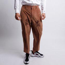 그린바나나 남자바지 슬랙스 루즈핏  골덴 royal golden pants