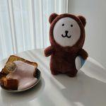 Ver.3 농담 곰 봉제 인형 25cm(2종 선택)