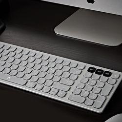 만렙 BK201 애플 맥북 아이패드 멀티페어링 블루투스 키보드