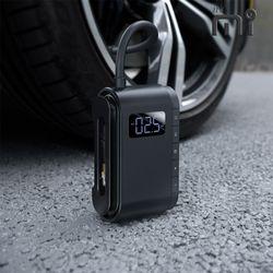 샤오미 타이어 공기주입기 휴대용 에어펌프 BASEUS