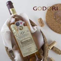 고도리 화이트 와인