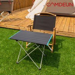 [캠든] 캠핑용품 테이블 피크닉 야외 스퀘어 (중)