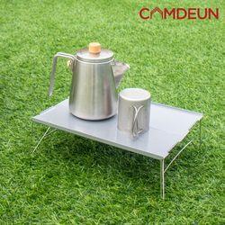 [캠든] 캠핑용품 테이블 피크닉 야외 미니 폴더