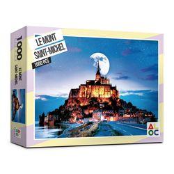 (알록퍼즐) 1000피스 몽생미셸 직소퍼즐 AL3002
