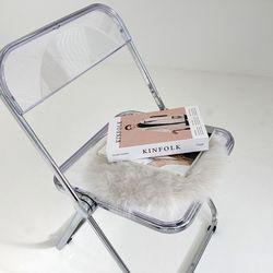 REAL LAMB MUSTANG SITTING MAT TOSCANA